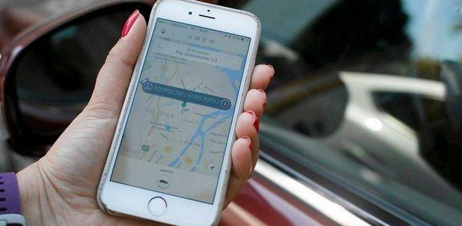 Uber a prawo w Polsce